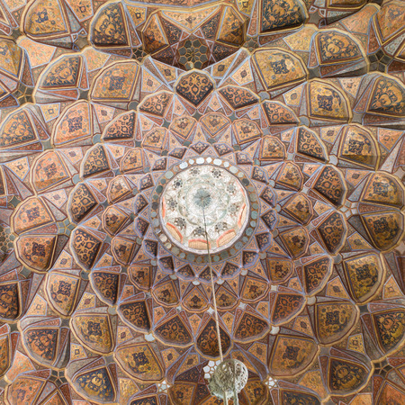 """safavid: Hasht Behesht Palace in Isfahan, Iran. Hasht Behesht, meaning Eight Paradises"""", is a Safavid era palace in Isfahan. It was built in 1669 and is today protected by Irans Cultural Heritage Organization."""