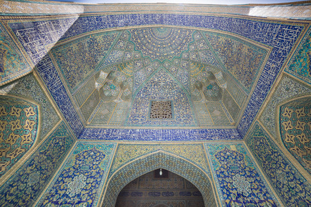 theological: Madrasa-ye-Chahar Bagh, in Isfahan, Iran.  Theological college built between 1704 and 1714.