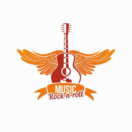 winged: Winged guitar