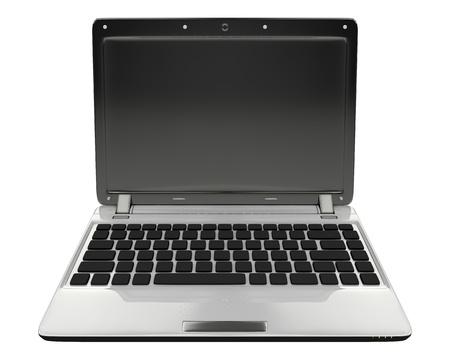 Mobile Computer Stock Photo