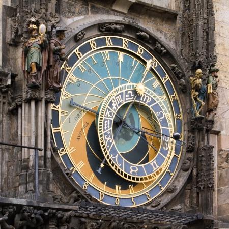 timekeeping: Astronomical clock in Prague