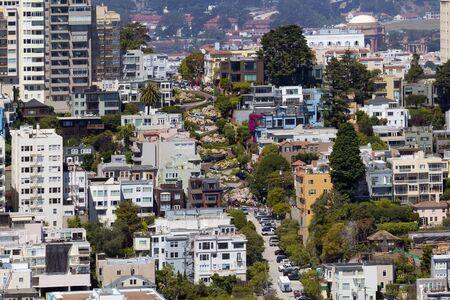 롬바드 스트리트 샌프란시스코