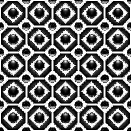 Geometrical vector background. Pattern