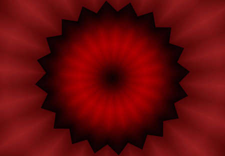 black and red abstract swirl photo