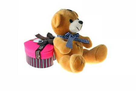 Plush toy bear Stock Photo - 18076168