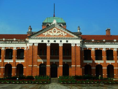 hubei province: Memorial Hall of Wuchang uprising of Hubei Province Editorial