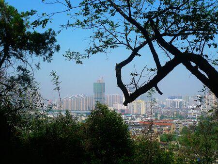 wuhan: Wuhan city scenery