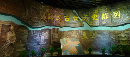 wuhan: Ancient history of Wuhan exhibition