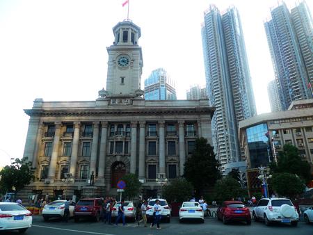 wuhan: Wuhan jianghan clearance Editorial