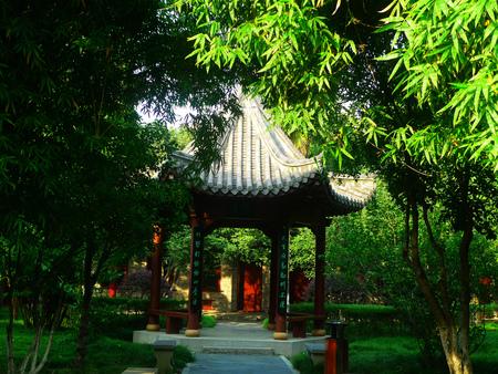 ze: Wuhan City Communist Party five-site of Memorial Pavilion
