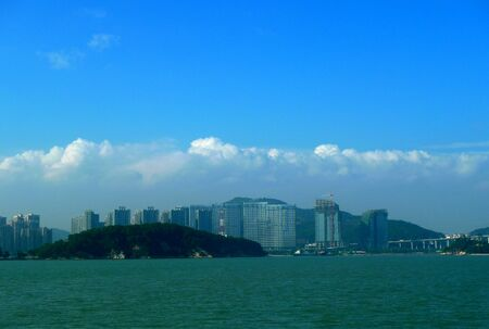 Xiamen Gulangyu Islet Editorial