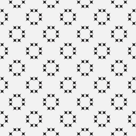 arte optico: Vector sin fisuras patr�n blanco y negro. Resumen de antecedentes