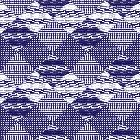 Vector seamless pattern. Abstract background, cloth vector pattern, goose foot