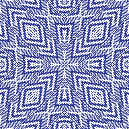 gobelin tapestry: seamless pattern, abstract geometric background illustration, fabric textile pattern