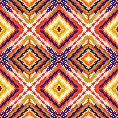 seamless pattern, abstract geometric background illustration, fabric textile illustration