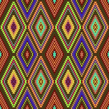 pattern, abstract geometric background illustration, fabric textile pattern
