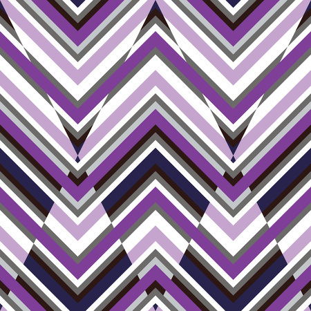 Geometric abstract vector seamless pattern design