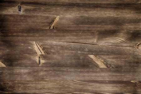 desing: Old wooden background for desing, empty space Stock Photo