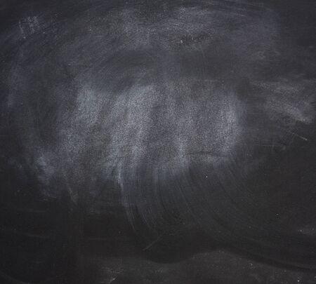tableau noir vide, place pour une inscription, gros plan