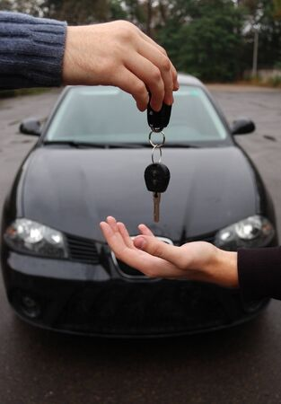in escrow: Major moment in car buying