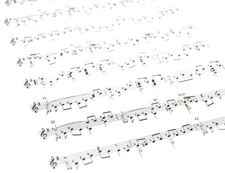 re do: Musical notes