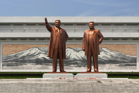 Monuments and architecture, North Korea, Pyongyang