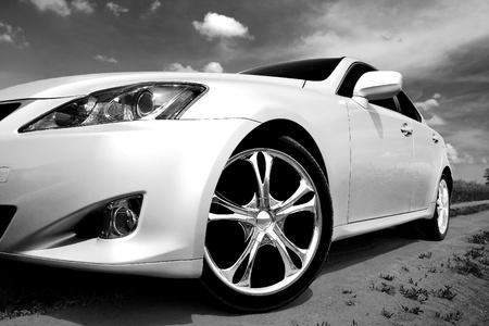 Sport car photo