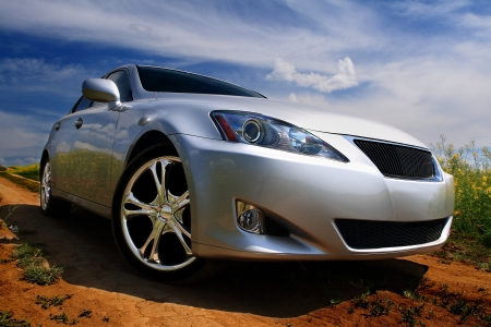dream car: Coche de deporte