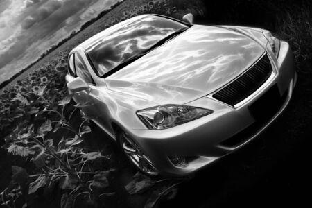 Sport car Stock Photo - 10719760