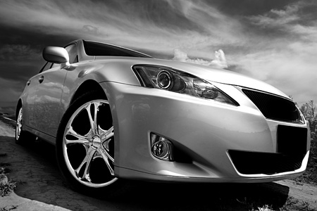 Sport car Stock Photo - 10772796