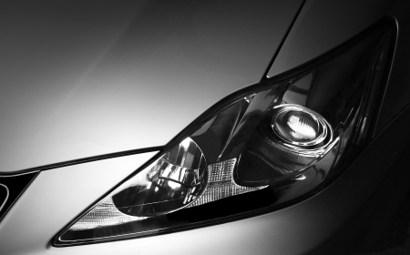 Detail of a beauty and fast sportcar Stock Photo - 10772803