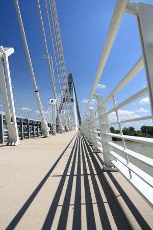 megyeri: The Megyeri bridge  Hungary