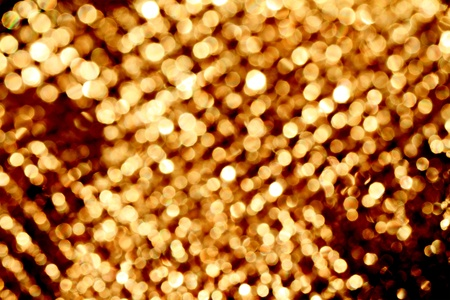 Bokeh effect of a christmas decoration Stock Photo - 17410096
