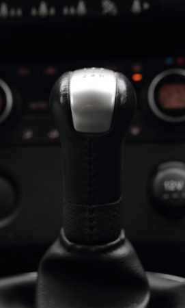 tablero de control: Palillo de engranaje y el panel de control