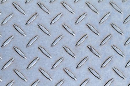 salvage yards: Seamless steel diamond plate texture - blue tone