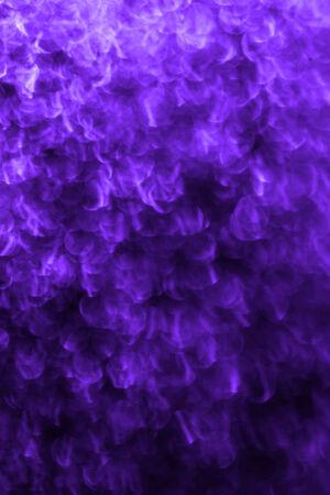 vapore acqueo: Macro di vapore acqueo colorata nella finestra Archivio Fotografico