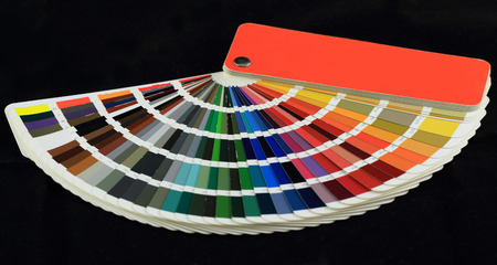 ral: Photo of the lot of RAL colors
