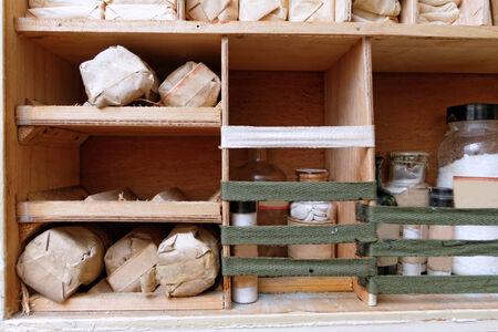 memorabilia: Photo of II. World War memorabilia Stock Photo
