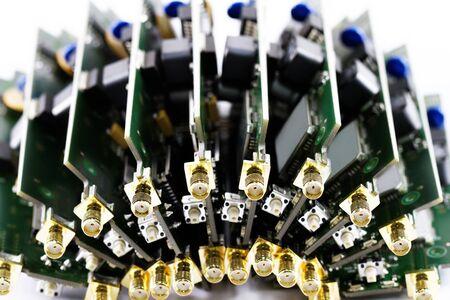 Many network panels Zdjęcie Seryjne - 140456975