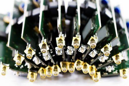 Many network panels