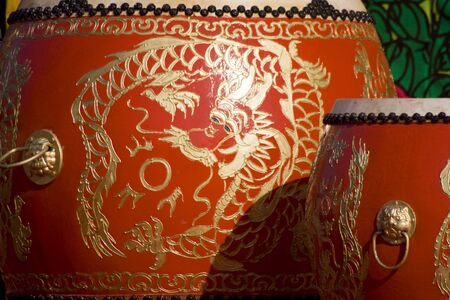 dragon drums