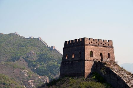 great wall beacon tower