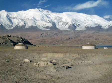 the Pamir, China