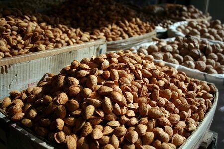 mounts: mounts of nuts