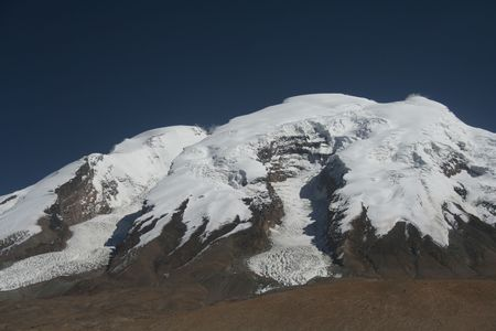 the highest mountains