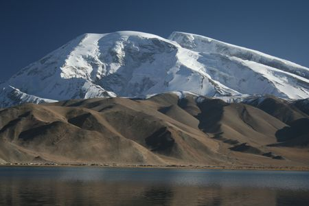 Karakul Lake Pamir The Pamir And Karakul Lake