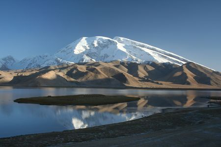 Karakul Lake Pamir Karakul Lake Photo