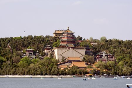 the Summer Palace, Beijing