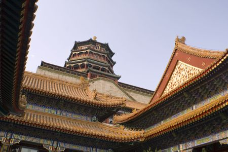 heave: the summer palace in Beijing