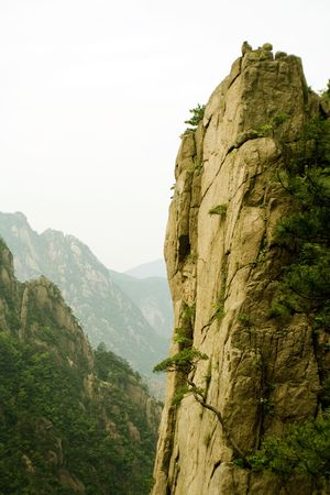 huangshan Stock Photo